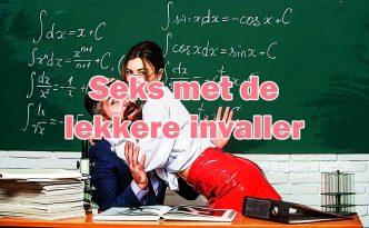 seks met leraar